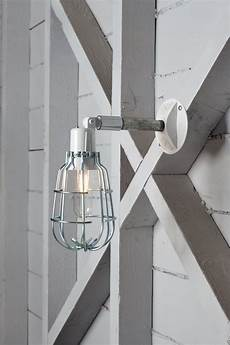 industrial wall l outdoor wire cage exterior wall sconce