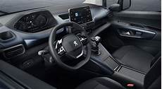 Peugeot Rifter 2019 Practicality Boot Space