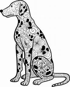 kostenloses ausmalbild hund dalmatiner die gratis