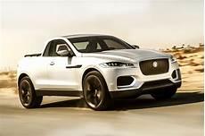 british jaguar pick up truck based on concept