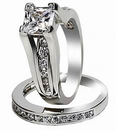 s 925 sterling silver princess cut cz wedding ring size 5 6 7 8 9 10 ebay