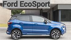 2018 Ford Ecosport St Line Sport Utility Suv