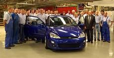 Neun Millionen Ford Fahrzeuge Aus Saarlouis Presseportal