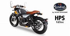 Moto Fb Mondial Hps 125 Scoot Discount