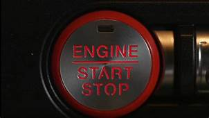 Ford Makes Mustang Start Button Pulse Like Horses Heart