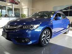 2016 acura ilx a spec blue acura of hamilton new car