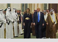 BREAKING: Melania DEFIES Islam, Makes Shock Move In Front
