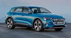 audi e suv is marque s first fully fledged ev carscoops
