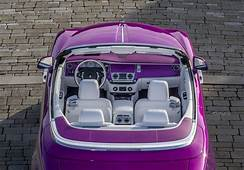 Michael Fuxs Custom Rolls Royce Dawn In Fuxia Inspired
