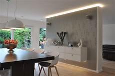 Fantastisch Trennwand Wohnzimmer Offene Ku Cc 88che