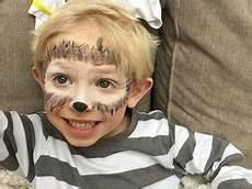 gesicht schminken igel hedgehog paint facepainting kinder schminken