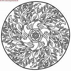 Malvorlage Jahreszeiten Mandala Malvorlagen Mandala Jahreszeiten Ausmalbilder