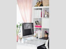 25 Practical IKEA Desk Hacks That Inspire   DigsDigs