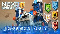 Nexo Knights Malvorlagen Vk лего нексо найтс 70317 фортрекс мобильная крепость