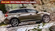 Look 2015 5 Volvo V60 Cross Country