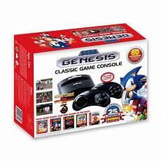 new sega genesis console review sega genesis classic console atgames 2016