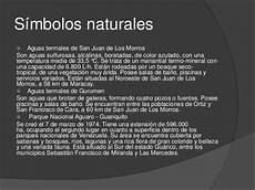 simbolos naturales guarico estado guarico