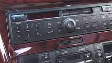 Audi A8 4 2 Audi Concert Radio Entsperren Code Eingeben
