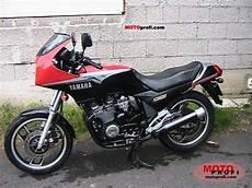 yamaha xj 600 1985 specs and photos
