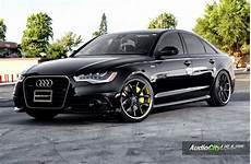 2013 Audi A6 3 0t 20 Quot Lexani Wheels R Twelve Black