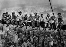 lunch atop a skyscraper photograph by craig david morrison