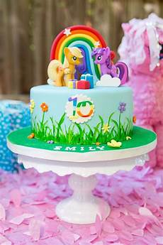 kara s ideas glam floral my pony birthday