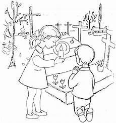 Ausmalbilder Religionsunterricht Grundschule Pin Christel Auf November Allerheiligen