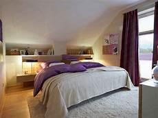 schlafzimmer dachschräge ideen schlafzimmer siebter himmel unter der schr 228 ge