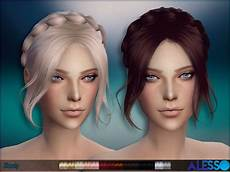 custom content hair sims 4 17 best images about my sims 4 custom content folder female hair on pinterest jasmine lady