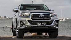 2019 toyota hilux sr and sr5 earn new front styling
