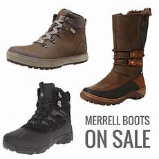 merrell boots sale for today only