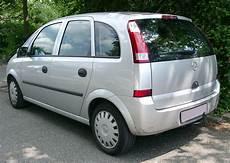 File Opel Meriva Rear 20070611 Jpg