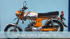 S90 Modif by Honda S90 S90z Restorasi By Djadulers Honda Cb 1080 Hd