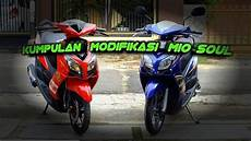 Modifikasi Mio Soul 2009 by Kumpulan Modifikasi Mio Soul