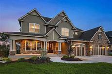 two story craftsman house plans 2 story craftsman home with an amazing open concept floor