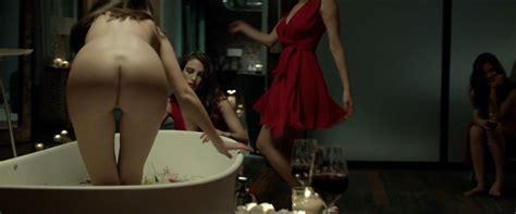 Alinne Moraes Topless