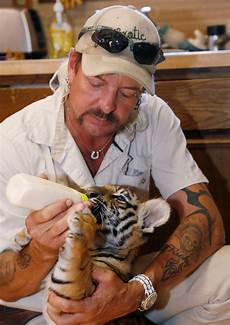is the tiger king in jail what happened to joe exotic