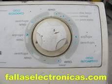 lavadora mabe no ingresa agua fallaselectronicas com