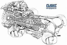 Rolls Royce Pegasus Cutaway Jpg 826 215 561 Design Engines