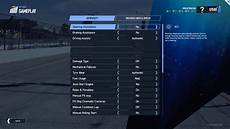 setup project cars 2 02 options and settings project cars