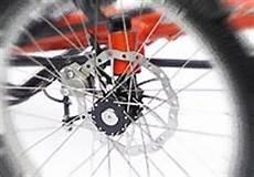 option sécurité orange hp velotechnik scorpion 26 roulcouch 233