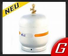 alu gasflasche 11 kg gebraucht alu 2 7 kg propangasflasche propan mini gasflasche