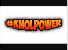 KNOLPOWER SONG #2   YouTube