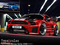 Auto Guia Wallpapers Ford Mustang Gt 500 Tuning