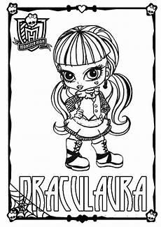 Malvorlagen High Draculaura Ausmalbilder High 16 Ausmalbilder Zum Ausdrucken