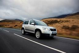 Skoda Yeti Is Top In The 2012 Auto Express Driver Car