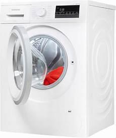 waschmaschine im angebot siemens waschmaschine iq300 wm14nk20 8 kg 1400 u min von