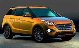 Hyundai IX25 Compact SUV To Share Platform With Next