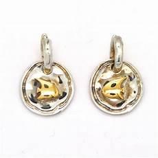 orecchini pomellato argento pomellato orecchini oro e argento mvs gioielli