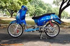 Modifikasi Scoopy 2015 by Modifikasi Motor Honda Scoopy 2015 Modifikasi Motor Matic